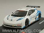 Nissan Leaf Nismo RC 2011 (White/Blue) by J-COLLECTION.