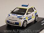 Toyota IQ Sweden Police 2011 by J-COLLECTION.