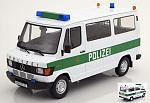 Mercedes 208D Bus Police by KK SCALE MODELS