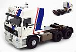DAF 3300 Spacecab 1982 (White/Blue) by KKS