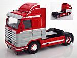 Scania 143 Streamline Truck 1992 (Red) by KK SCALE MODELS