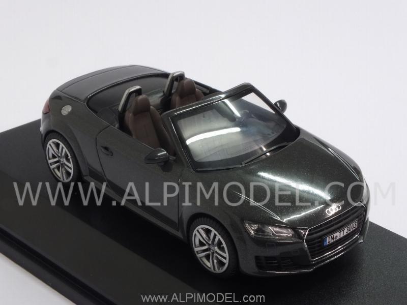 Kyosho Audi Tt Roadster 2014 Nano Grey Audi Promo 1 43