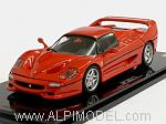 Ferrari F50 (Red) by KYOSHO