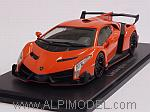 Lamborghini Veneno 2013 (Orange) by KYOSHO