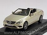 Mercedes E-Class Cabriolet (Aragonit Silver) Mercedes Promo by KYOSHO