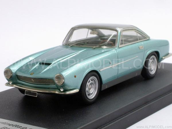 Silver Ferrari 250 SWB Berlinetta