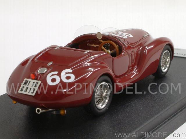 LOOKSMART Ferrari Auto Avio Costruzioni 815 #66 Mille Miglia 1940