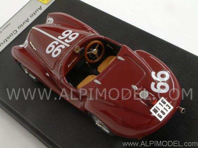 ... 1940 Ascari - Minozzi (Limited Edition 399pcs.) (1/43 scale model