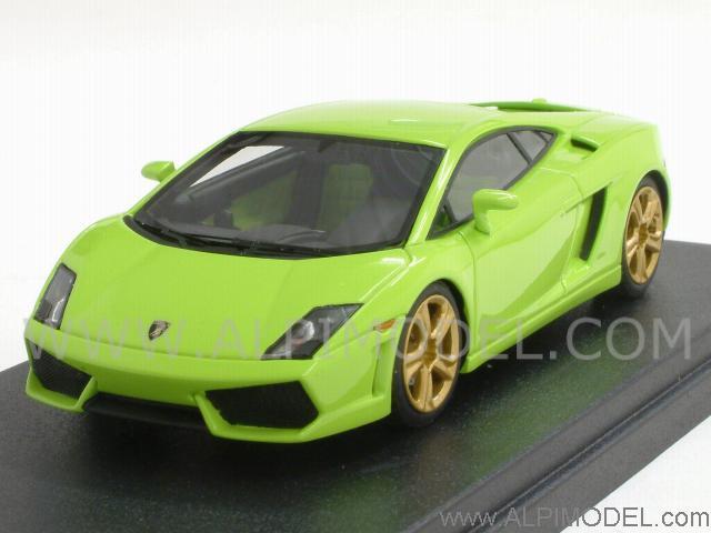 Lamborghini Gallardo LP560-4 Geneve 2008 (Light Green) by LOOKSMART.