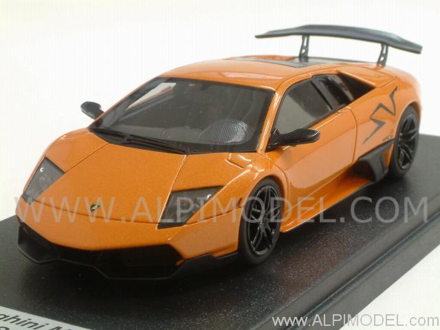Looksmart Lamborghini Murcielago Lp670 4 Sv 2009 Orange