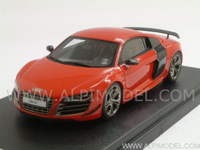Audi R8 GT Red