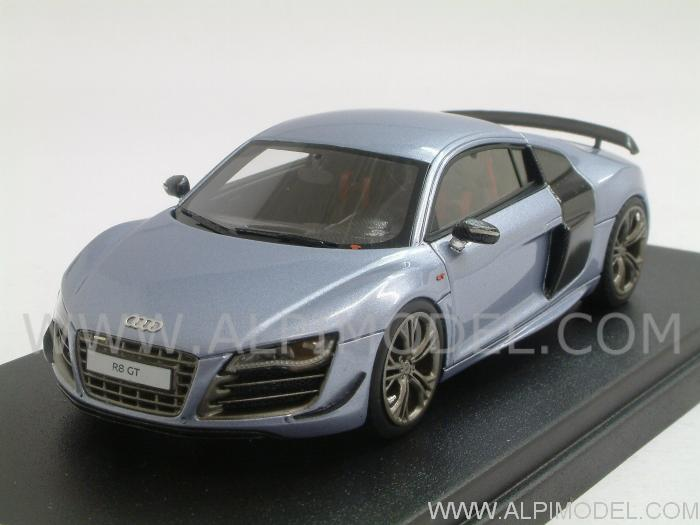 Audi R8 GT (Light BlueMetallic) by LOOKSMART.