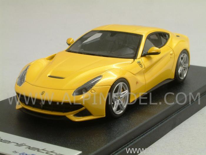 berlinetta 2012 giallo tristrato item lsm ls397e looksmart 1 43