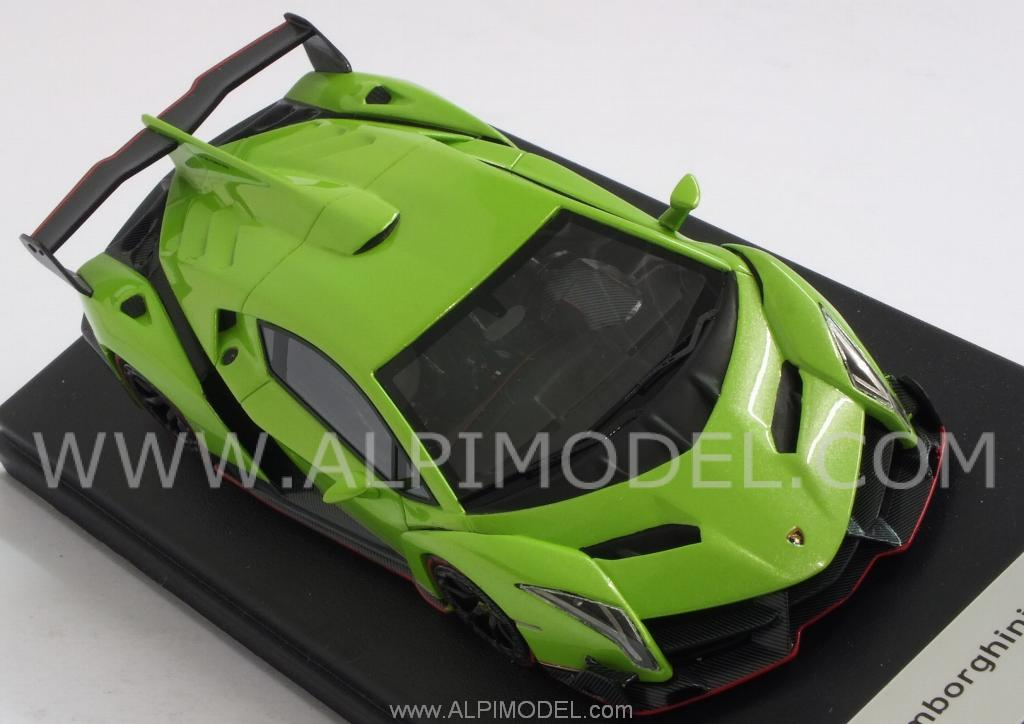 Lamborghini Veneno Green