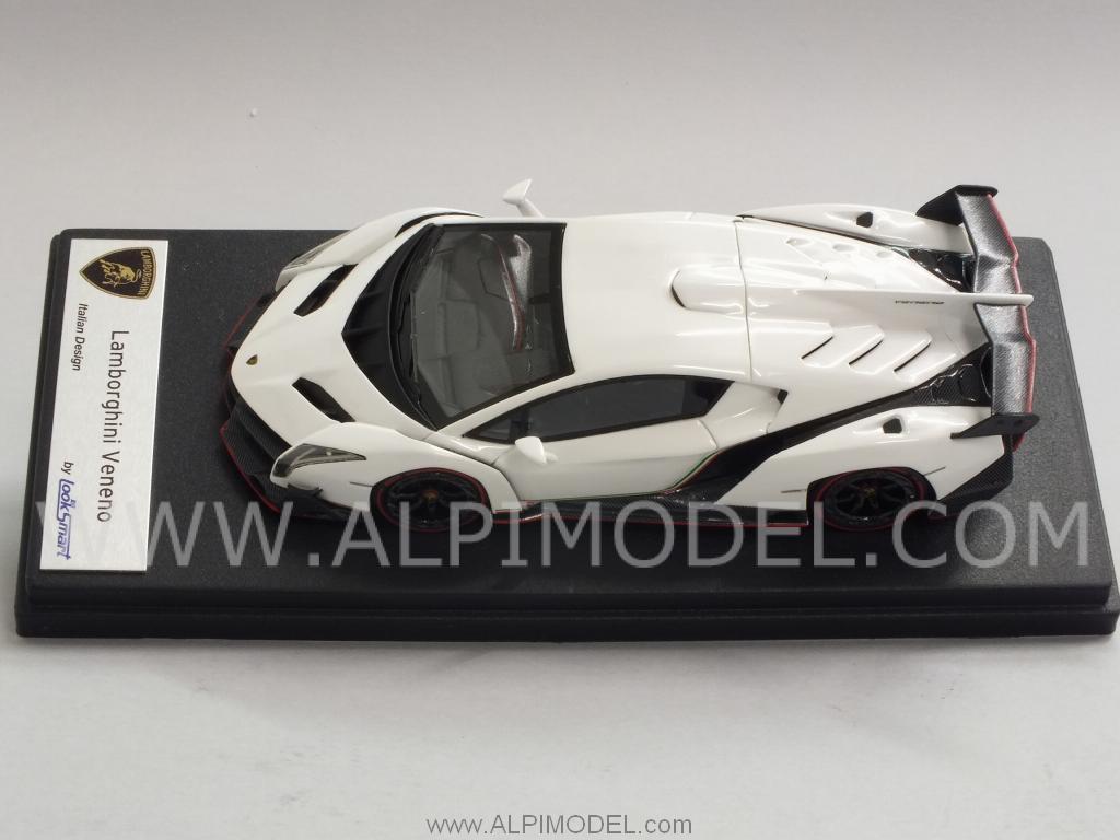 Lamborghini Veneno White
