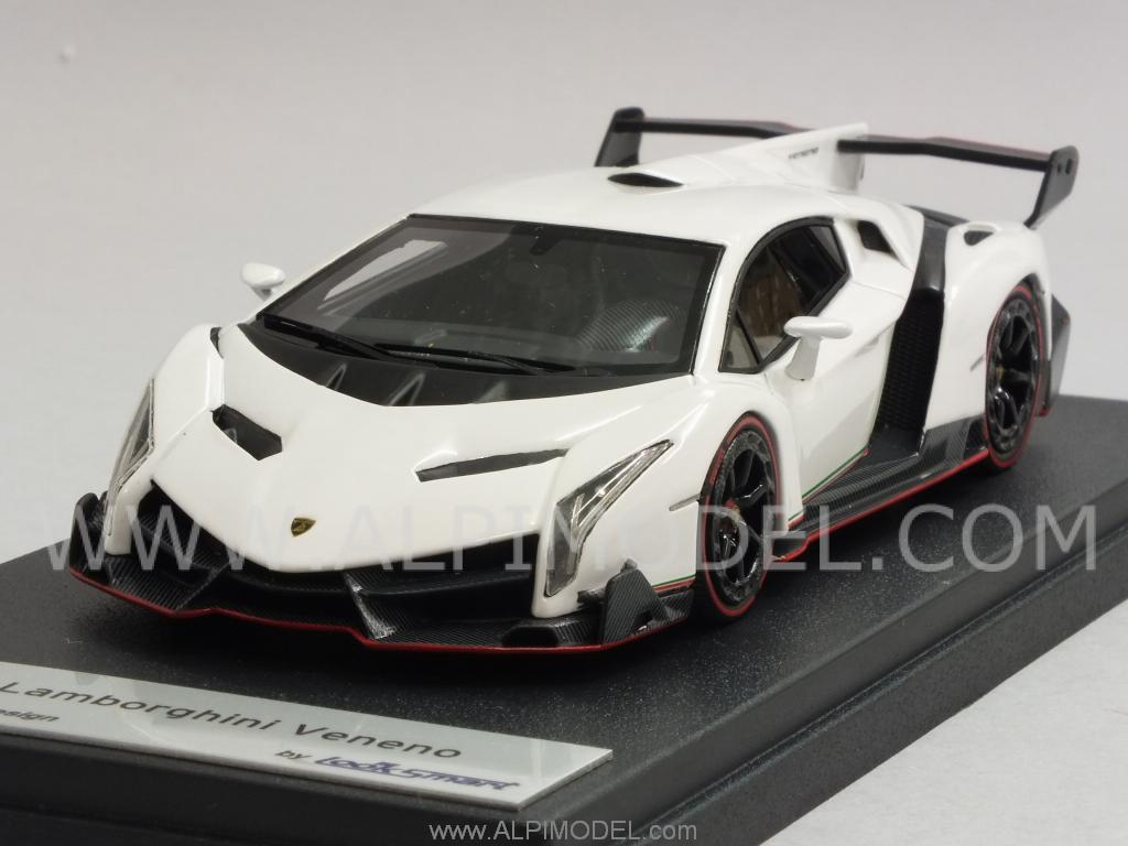Lamborghini VENENO 2013 (Monocerus White) by LOOKSMART.