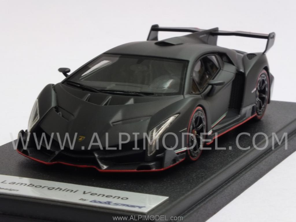 2013 Lamborghini Veneno Black