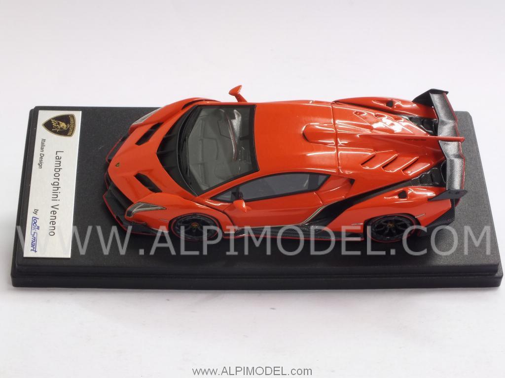 Lamborghini Veneno Orange