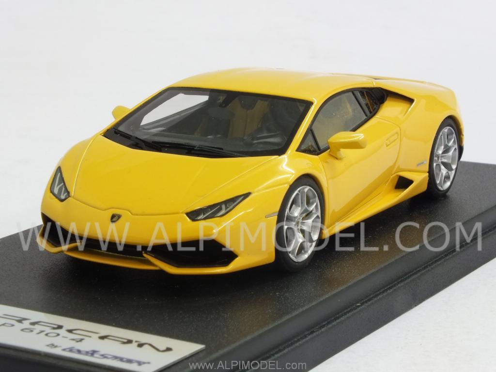 Yellow 2014 Lamborghini Huracan