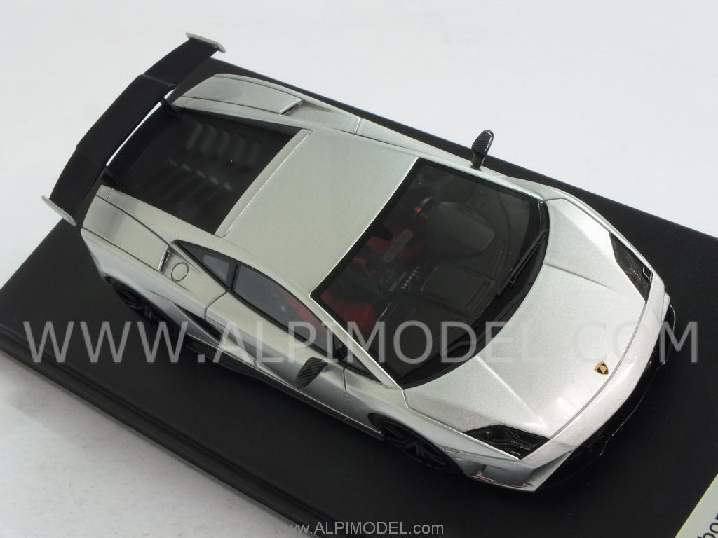 Lamborghini Gallardo LP570-4 Squadra Corse (Grigio Thalasso) by LSM