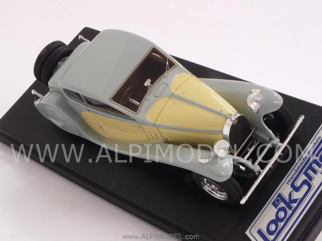 Bugatti Type 50T Chassis No.50174 1930  (Grey/Cream) by LSM