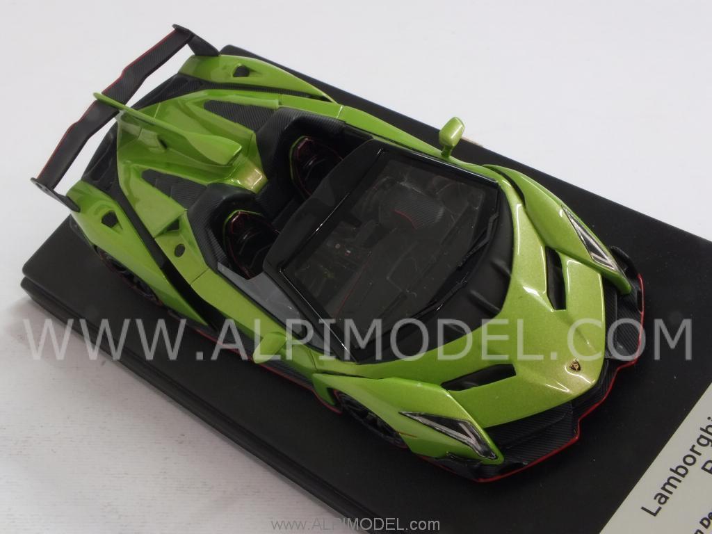 2014 Lamborghini Veneno Green