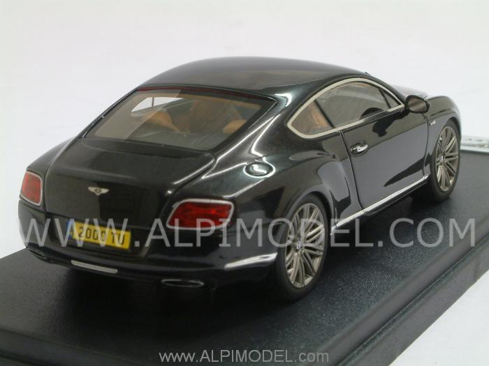 bentley continental gt 1/43