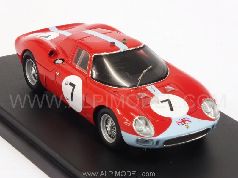 Ferrari 250 LM #7 Winner 12h Reims 1964 Bonnier  Hill by LSM