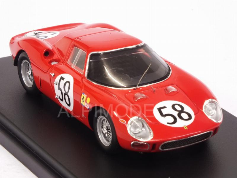 Ferrari 250 LM #58 Le Mans 1964 Piper - Rindt by LSM