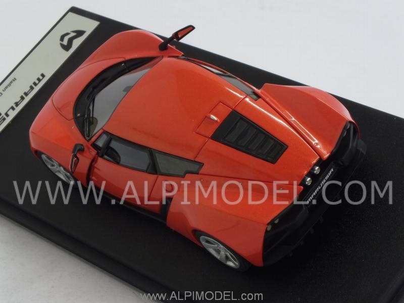Marussia B2 (Sparkling Red-Orange) Limited Edition 165pcs. by
