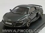 Audi R8 GT (Quartz Grey) by LOOKSMART.