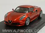 Alfa Romeo 4C Concept Villa d'Este Edition 2012 (Metallic Red) by LOOKSMART.