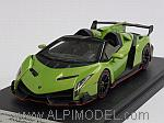 Lamborghini VENENO ROADSTER 2014 (Ithaca Green) by LOOKSMART.