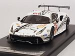 Ferrari 488 GTE JMW #84 30th Le Mans 2018 Griffin - Macneil - Segal by LOOKSMART