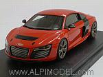 Audi R8 e-tron Concept 2012  (Misano Red) by LOOKSMART