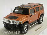 Hummer H3 2006 (Solar Flare Metallic) by Spark-Minimax by LUXURY