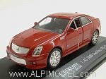 Cadillac CTS-V 2009 (Red) by LUXURY
