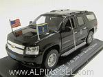 Chevrolet Suburban 2009-2010 President Armored Escort by LUXURY