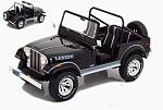 Jeep CJ-7 Laredo Black by MCG