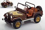 Jeep CJ-7 Renegade Golden Eagle (Metallic Brown) by MCG