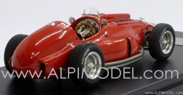 Mg Model Ferrari 555 F1 61 Lancia V8 Engine Winter Test