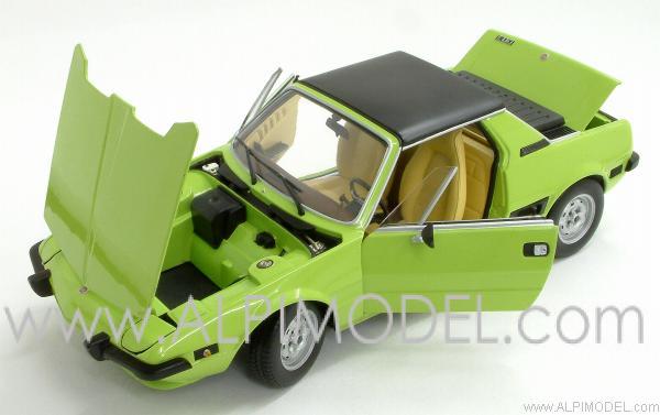 Fiat X1 9 >> minichamps Fiat X1/9 1974 (Green) (1/18 scale model)