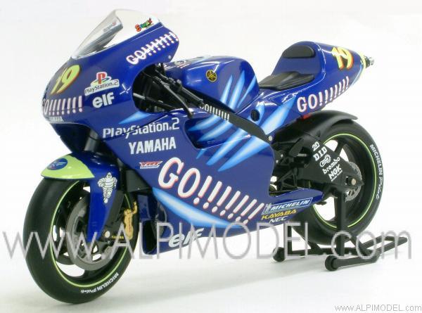 minichamps Yamaha YZR500 Team Gauloises Yamaha Tech 3 ...