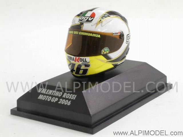 Helmet AGV MotoGP 2006