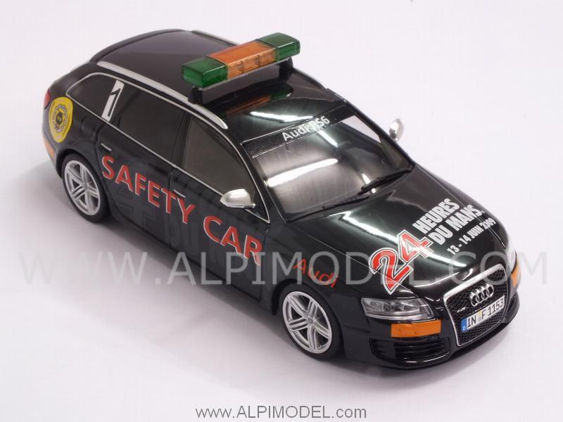 Minichamps Audi Rs6 Avant Safety Car 24h Le Mans 2009 1
