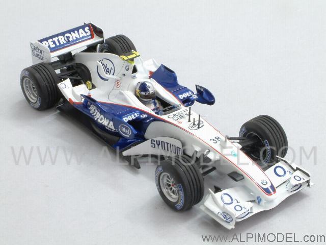Minichamps Bmw Sauber F1 06 Test Driver 2006 Sebastian