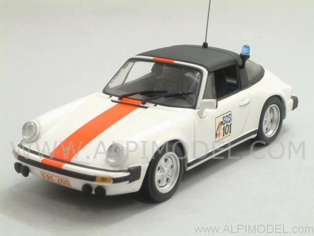 porsche 911 targa 1977 belgian police