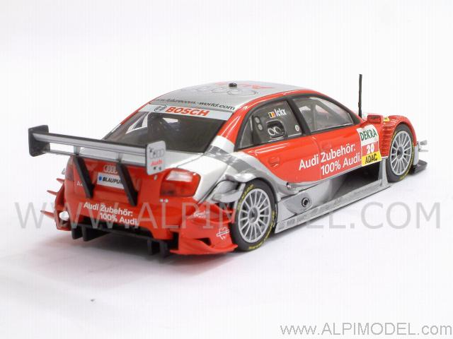 Miss Alli Preteen Model MINICHAMPS Audi A4 Team Midland DTM 2006
