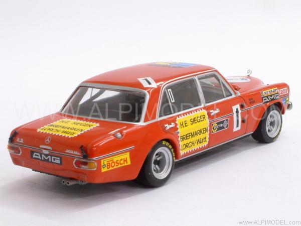 Minichamps mercedes 300 sel 6 8 nurburgring 1972 heyer for International mercedes benz milwaukee