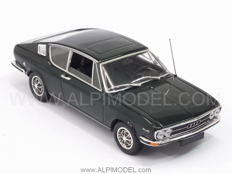 DARK GREEN 1969 Minichamps 1:43  AUDI 100 COUPE S